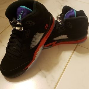 Air Jordan Retro Fire Ice Boys 4.5